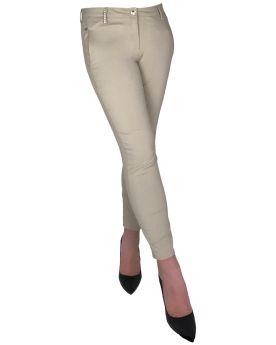 Pantalone sopra la caviglia Virginia Blu INSOLITA